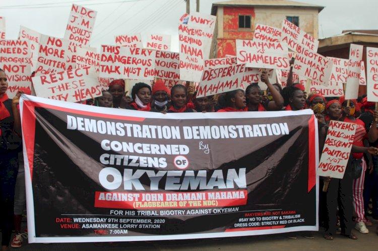 "Agyapa Deal: Okyeman Youth Bares Teeth over NDC's ""Akyem Sakawa Boys"" Comment"