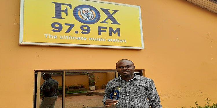 I Dedicate My Foklex Award to My Audience – Rockson Adjei Yeboah