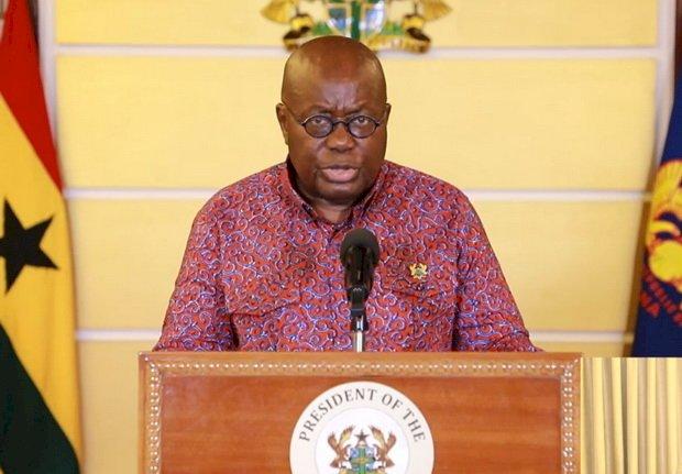 Prez. Akufo-Addo Launches 2017/2018 Census on Agriculture Report