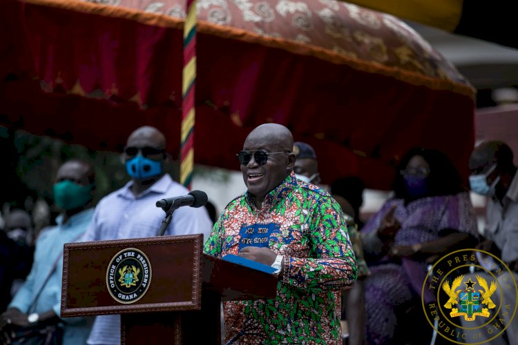 Covid-19 Vaccine: Akufo-Addo to receive First Jab