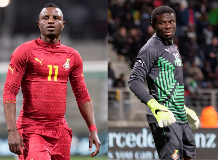 WAKASO AND FATAU REPLACES ANDRE AYEW AND RICHARD OFORI RESPECTIVELY FOR THE RETURN CLASH AGAINST SUDAN