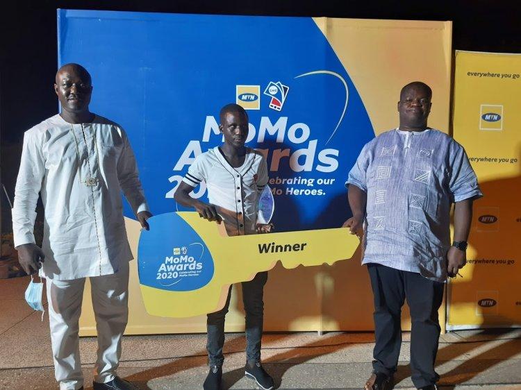 MTN MoMo Awards: Quicktel Ventures Wins Ultimate Prize for Northern Ghana