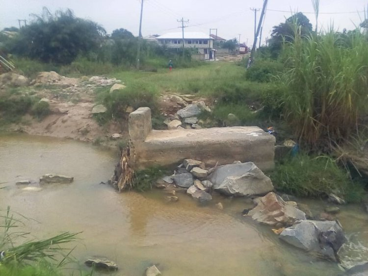 Buokrom-Quarry Express Residents Lament over Lack of Good Roads and Security