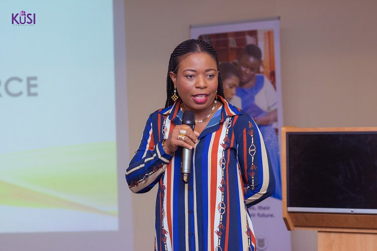 """IWD 2021: MTN Ghana Unveils """"Happy Place"""" Podcast"""