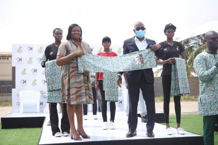 GFA Unveils Woodin As Official Textile Partner