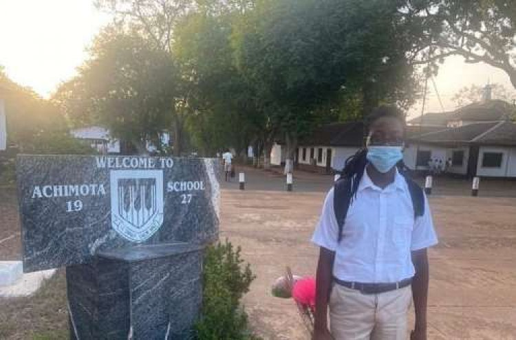 Rasta Student Finally Admitted To Achimota School