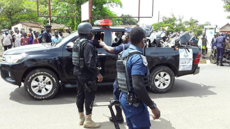 Two Arrested Over Bantama Mobile Money Robbery