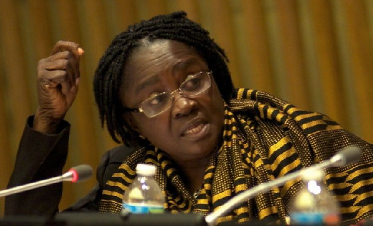 Education Minister Chastises Naana Jane Opoku-Agyemang For WASSCE Leakage Comments
