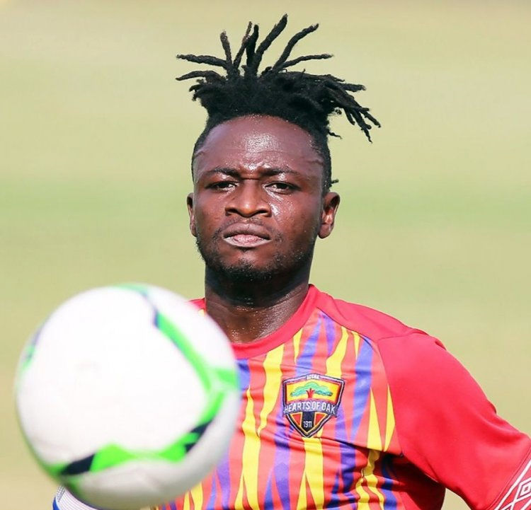 Accra Hearts Of Oak Skipper Set To Leave By The Close Of The Season