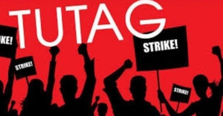 TUTAG Declares Indefinite Partial Strike