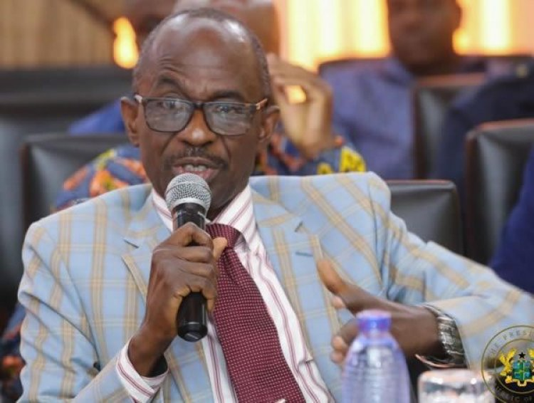 Asiedu Nketia Backs Prof. Attafuah On Non-Partisan Recruitment Comment