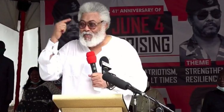 We Can't Write NDC's History Without Rawlings - Former NDC Constituency Secretary Claims