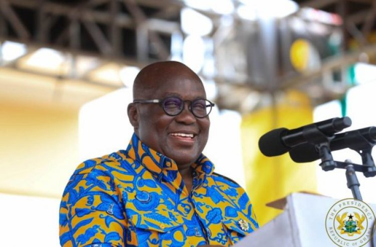 Mahama Built 1 Interchange With  $260 But I Have Built 3 With  $289M – Akufo-Addo