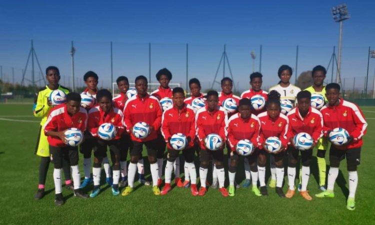Black  Princesses : 39 players invited to Prampram camp