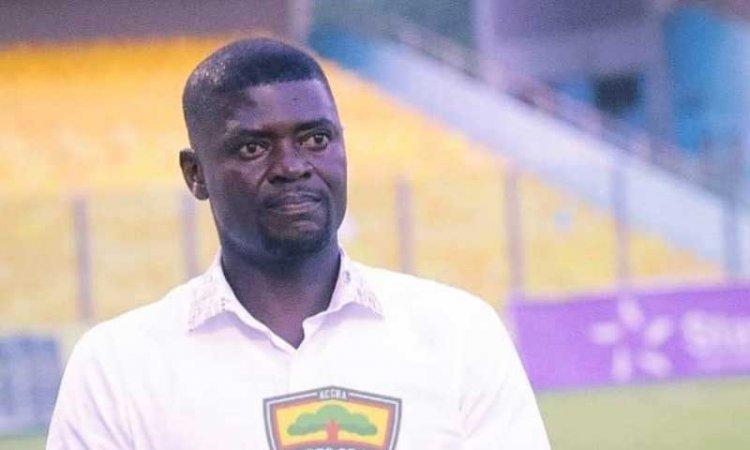 Hearts Of Oak Coach Samuel Boadu Discloses Black Star's Ambition