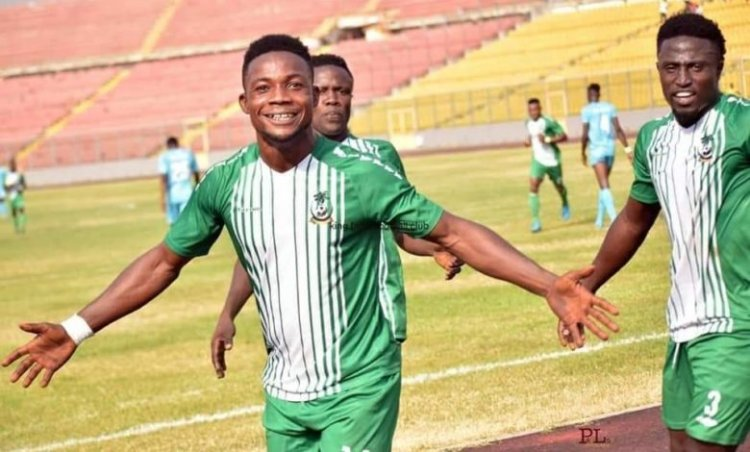 REVEALED : Dreams FC offered $20k for King Faisal's Kwame Peprah