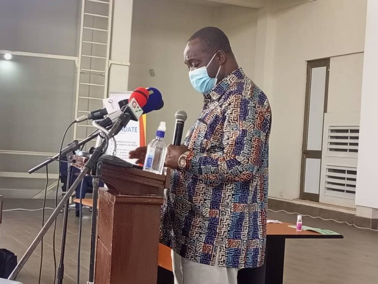 Without Oil Money Free SHS Will Be A Problem - Chairman Of PIAC Prof Kwame Adom Frimpong Warns