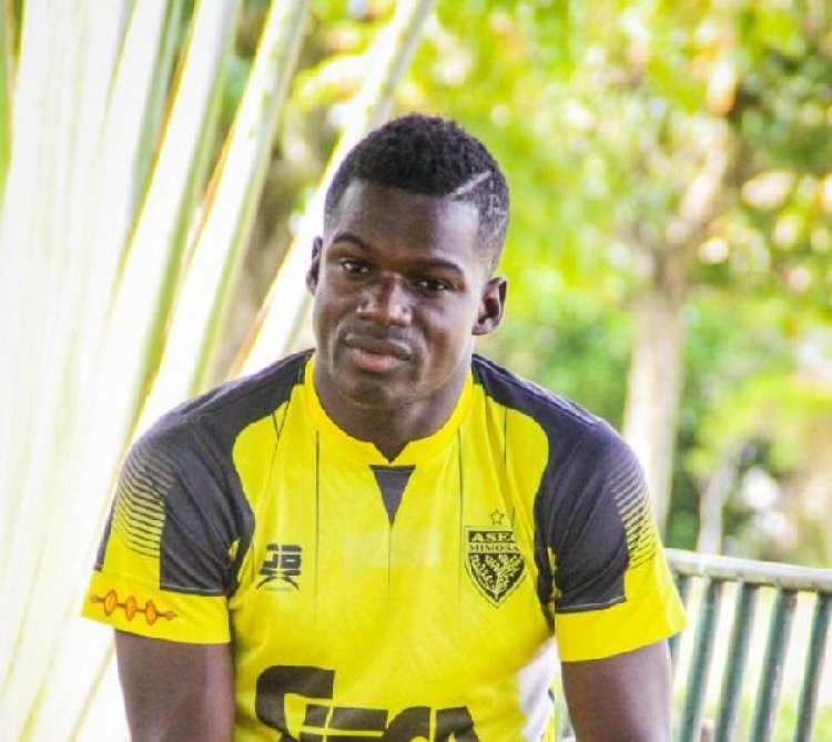 Ahmed Toure Not Happy At Medeama