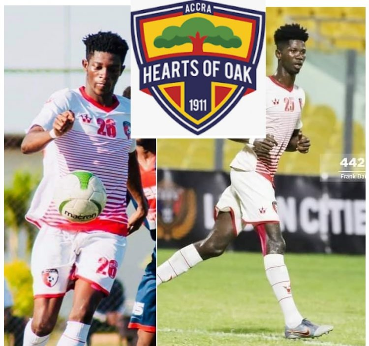 Two WAFA Top Players To Join Hearts Of Oak Soon