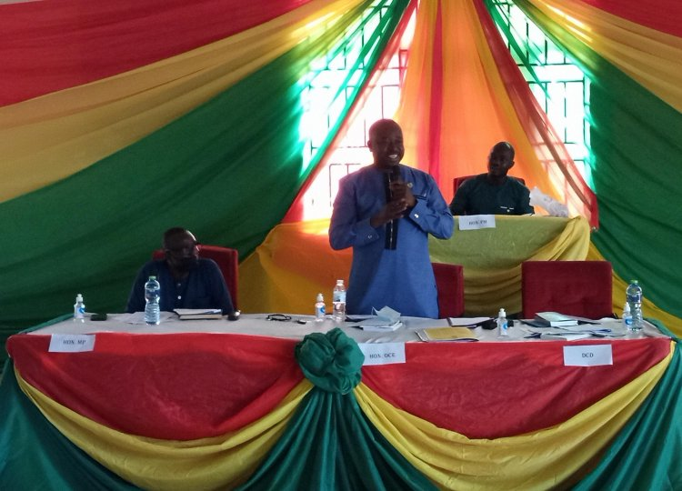 Amansie West District Holds First Ordinary Meeting For 2021