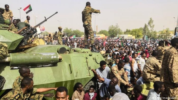 Military Coup Fails In Sudan