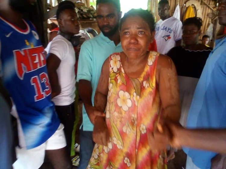I Was Not Pregnant Nor Ever Being Kidnapped – Takoradi Woman