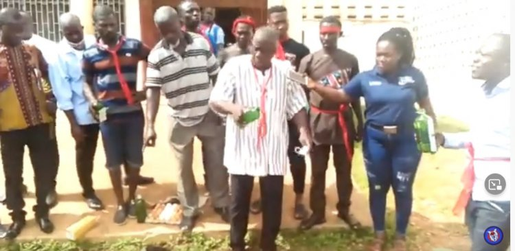 Aggrieved Assembly Members Invoke Curses On Newly Confirmed DCE
